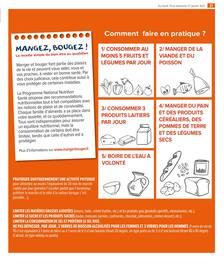 Catalogue Carrefour Market en cours, Et si on vivait autrement en janvier, plus de plaisir, Page 21
