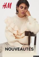 Catalogue H&M en cours, Nouveautés, Page 1