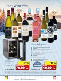 Aktueller Lidl Prospekt, Wein-Highlights Februar 2020, Seite 24