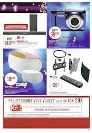 Catalogue Géant Casino en cours, Les promos entrent en scène !, Page 107