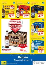 Aktueller Netto Getränke-Markt Prospekt, Du willst günstige Preise? Dann geh doch zu Netto!, Seite 2