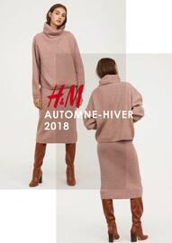 Catalogue H&M en cours, Collection Automne - Hiver 2018-2019, Page 1