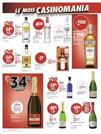 Catalogue Géant Casino en cours, Le mois Casinomania, Page 24