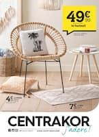 Catalogue Centrakor en cours, Centrakor, j'adore !, Page 1