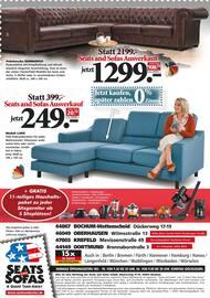 Aktueller Seats and Sofas Prospekt, Seats and Sofas Ausverkauf, Seite 2