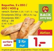 Brot von BACK STUBE im aktuellen Netto Marken-Discount Prospekt für 1€