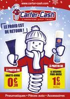 Catalogue Carter-Cash en cours, Le froid est de retour, Page 1