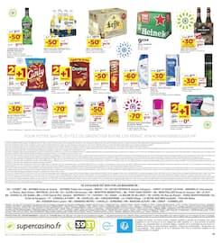 Catalogue Casino Supermarchés en cours, Vive les fêtes !, Page 19
