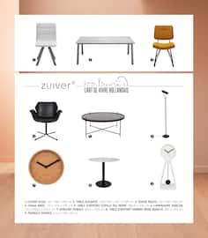 Catalogue Monsieur Meuble en cours, La nouvelle collection de monsieur, Page 14