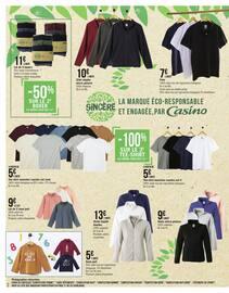 Catalogue Géant Casino en cours, Les belles inspirations mode & style, Page 2