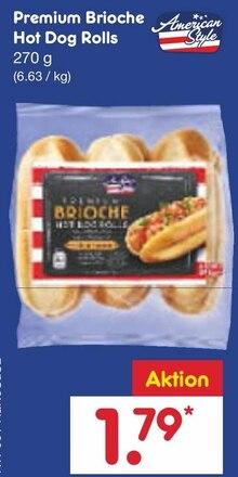 Brot von American Style im aktuellen Netto Marken-Discount Prospekt für 1.79€