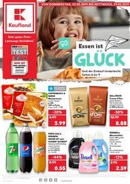 Aktueller Kaufland Prospekt, Essen ist Glück, Seite 1