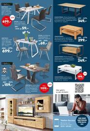 Aktueller porta Möbel Prospekt, Unsere schönsten Möbel - sofort für euch verfügbar., Seite 7