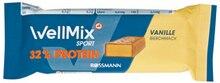 Lebensmittel von Wellmix oder Genuss Plus im aktuellen Rossmann Prospekt für 0.39€