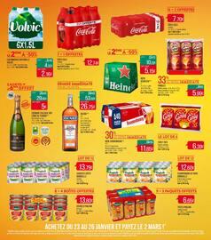 Catalogue Supermarchés Match en cours, Achetez en gros, économisez en grand !, Page 2