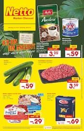 Netto Marken-Discount, ICH BIN EIN ANGEBOT - HOLT MICH HIER RAUS! für Böhlen