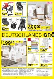 Aktueller XXXLutz Möbelhäuser Prospekt, Deutschlands größter SSV, Seite 6