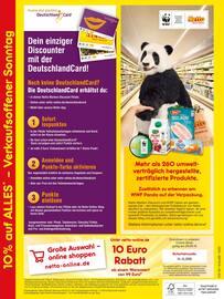 Aktueller Netto Marken-Discount Prospekt, Verkaufsoffener Sonntag - 10% auf alles, Seite 2