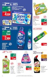 Catalogue Supermarchés Match en cours, 25% remboursé sur la carte, Page 22