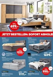 Aktueller porta Möbel Prospekt, Unsere schönsten Möbel - sofort für euch verfügbar., Seite 8