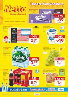 Netto Marken-Discount, UNSERE MARKENSTARS für Düsseldorf