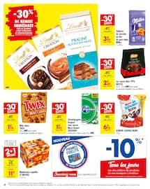 Catalogue Carrefour en cours, 60 ans ! Anniversaire !, Page 28