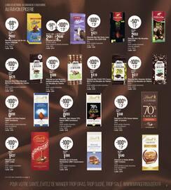 Catalogue Géant Casino en cours, Les semaines du chocolat, Page 5