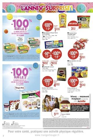 Catalogue Casino Supermarchés en cours, Faites vous-plaisir cet été !, Page 2