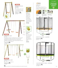 Catalogue Oxybul en cours, Catalogue plein air. Le plein d'énergie et de talents ! , Page 35