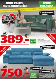 Aktueller Seats and Sofas Prospekt, Black Week Deals, Seite 25