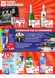 Aktueller Kaufland Prospekt, 9 Jahre in Folge., Seite 4