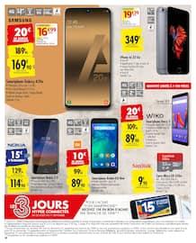Catalogue Carrefour en cours, La rentrée encore moins chère, Page 60