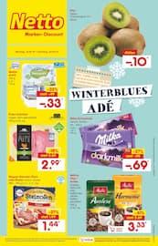 Netto Marken-Discount, WINTERBLUES ADÉ für Frankfurt (Main)