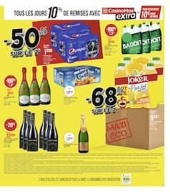 Catalogue Géant Casino en cours, Maxi lot, Maxi éco, Page 11