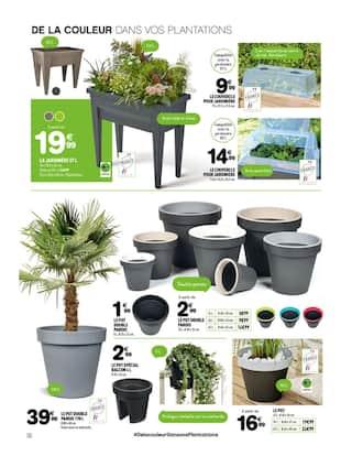 Catalogue Centrakor en cours, J'aime mon jardin secret, Page 2