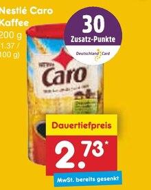 Kaffee von Nestlé im aktuellen Netto Marken-Discount Prospekt für 2.73€