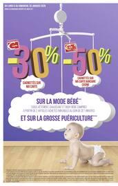 Catalogue Géant Casino en cours, Les belles inspirations pour bébé, Page 2