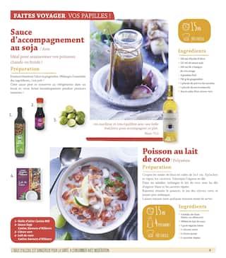 Catalogue Géant Casino en cours, Le carnet du gourmet, Page 9
