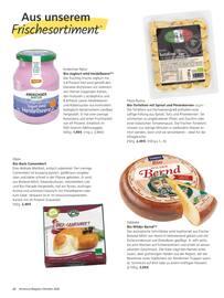 Aktueller Alnatura Prospekt, Magazin, Seite 22