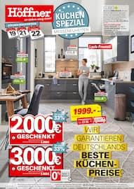 Höffner, Küchen-Spezial für Düsseldorf
