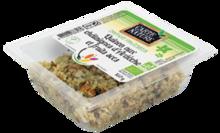Salade quinoa aux chataîgnes à L'Eau Vive dans Grenoble