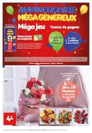 Catalogue Auchan en cours, Anniversaire mégagénéreux !, Page 2