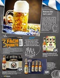 Aktueller EDEKA Prospekt, Oktoberfest Woche: O'zapft is!, Seite 8