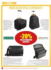 Catalogue Office DEPOT en cours, Le meilleur choix des rangements adaptés à vos besoins !, Page 8