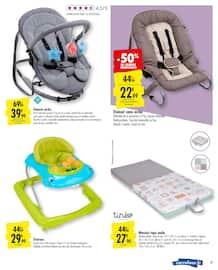 Catalogue Carrefour en cours, C'est la saison des Bébés, Page 27