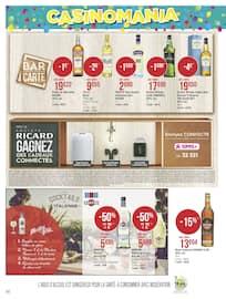 Catalogue Géant Casino en cours, 6 semaines de fête et de promos !, Page 44