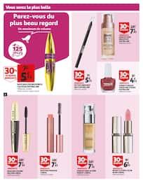 Catalogue Auchan en cours, Les 125 jours qui changent la vie, Page 2