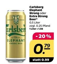 Bier im aktuellen NETTO mit dem Scottie Prospekt für 0.79€