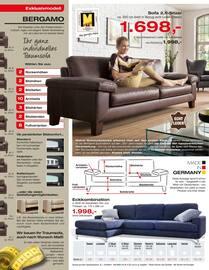 Aktueller külkens+sohn Polstermöbel Prospekt, Sofa Magazin, Seite 14