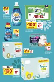 Catalogue Casino Supermarchés en cours, Les bons plans jouent les stars !, Page 3